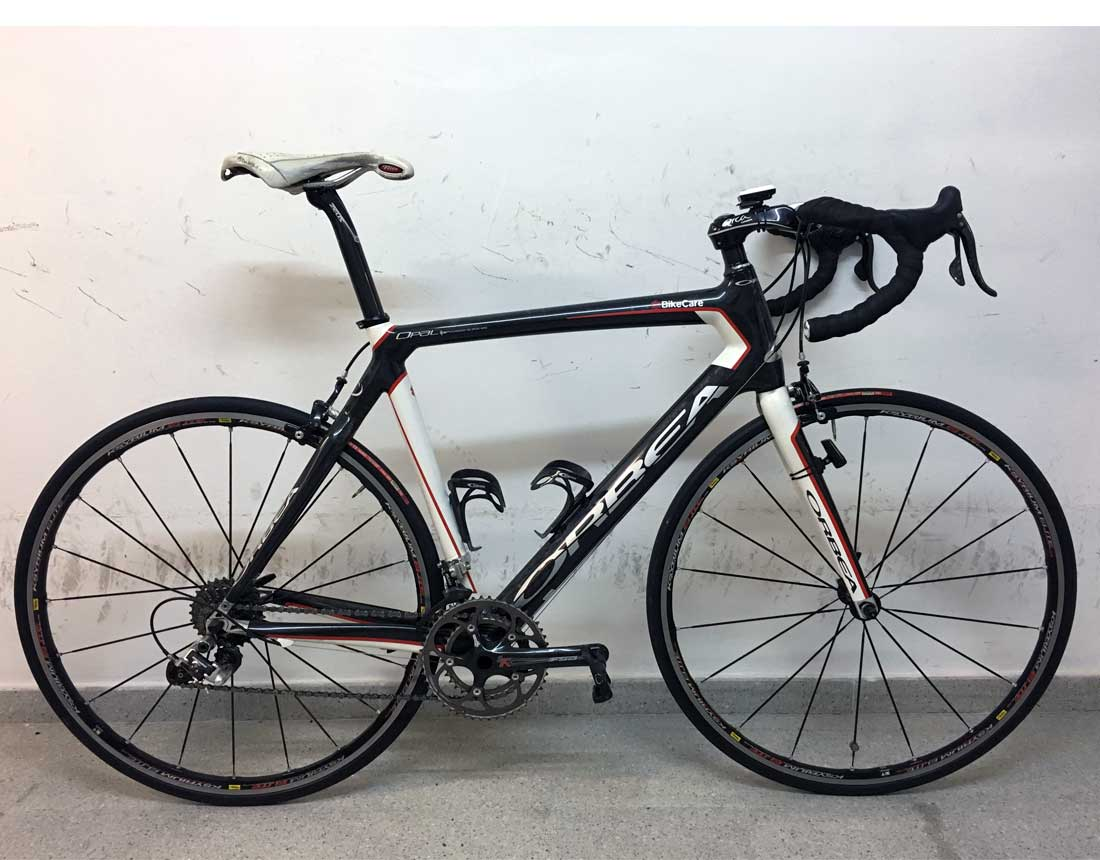 Bicicleta-Orbea-Opal