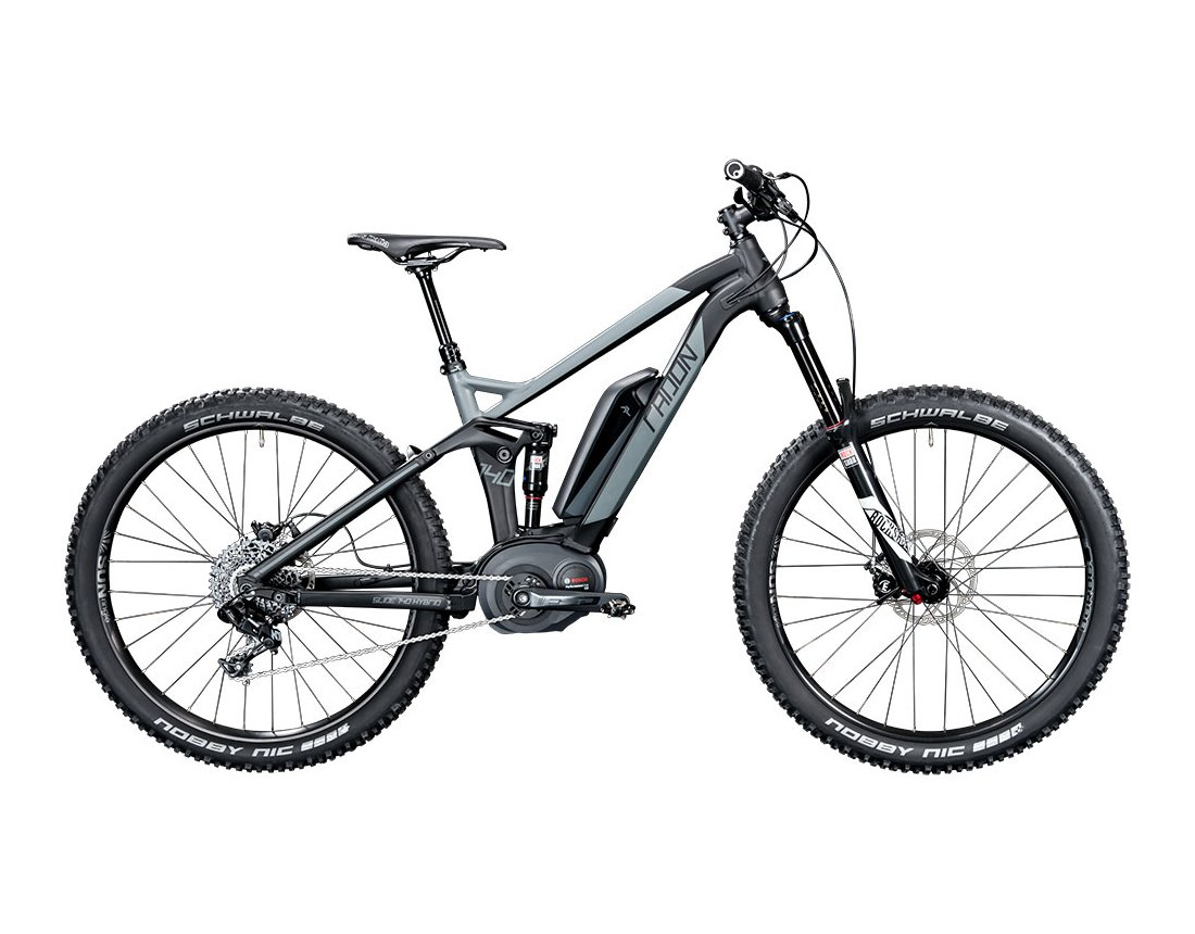 Bicicleta Radon Slide Hybrid 140 7.0 400 Vario