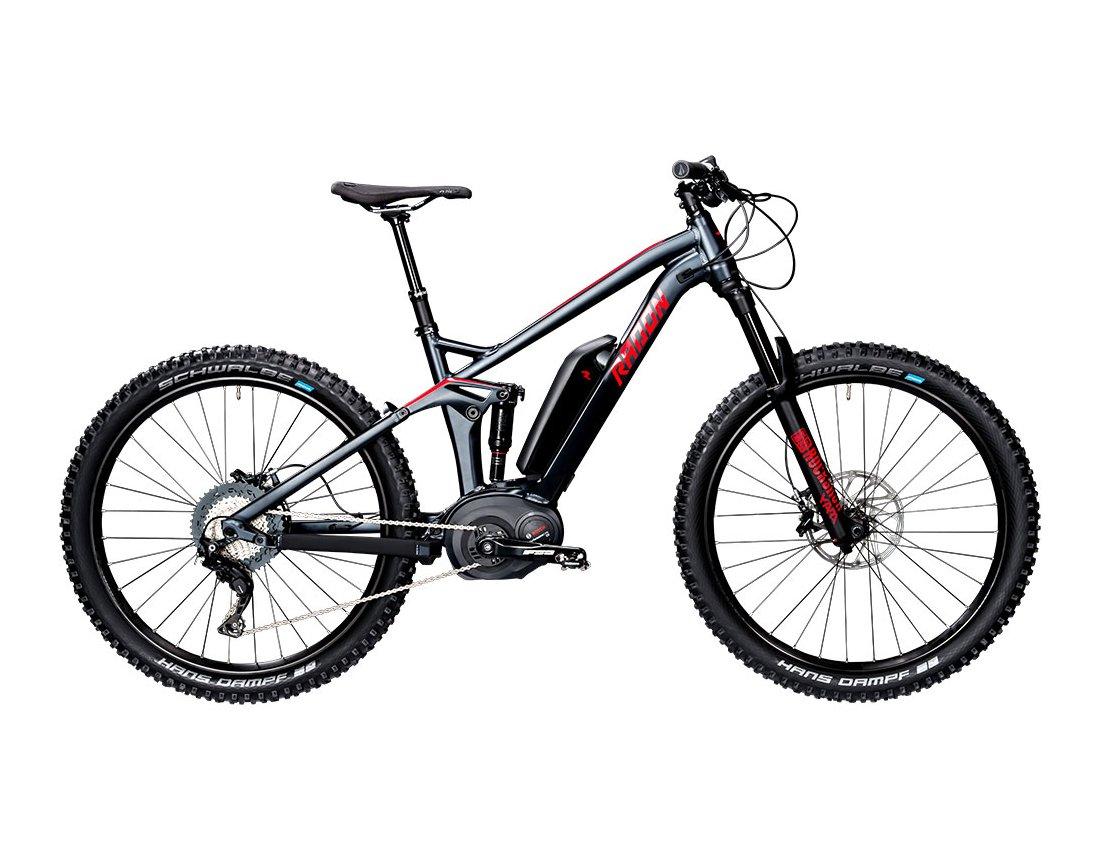 Bicicleta Radon Slide Hybrid 140 8.0 500
