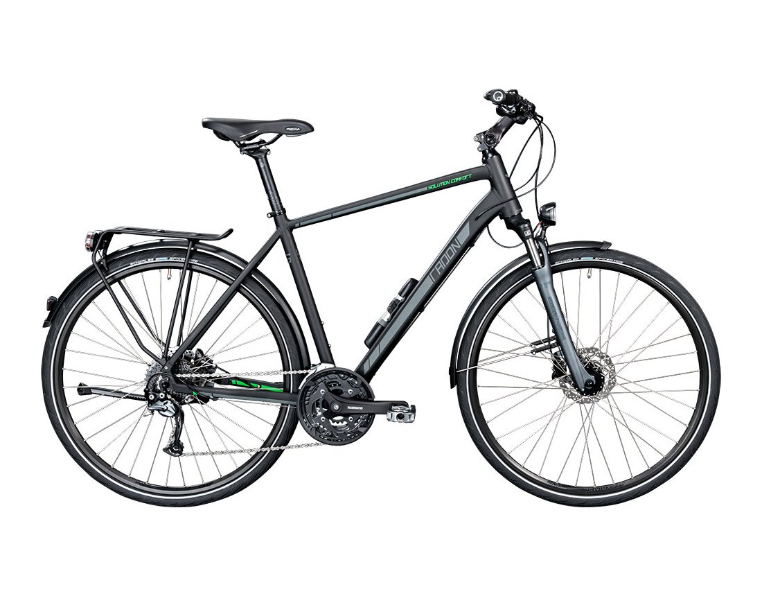 Bicicleta Radon Solution Comfort 6.0