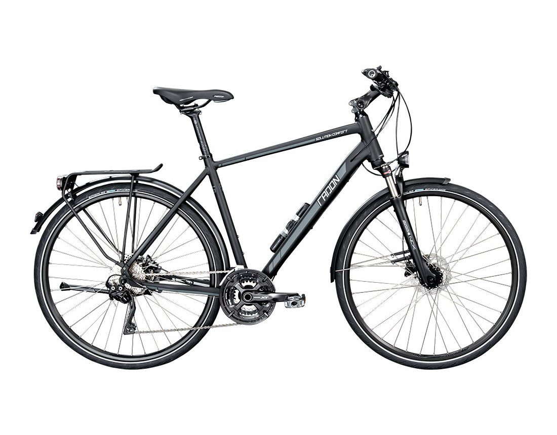 Bicicleta Radon Solution Comfort 9.0
