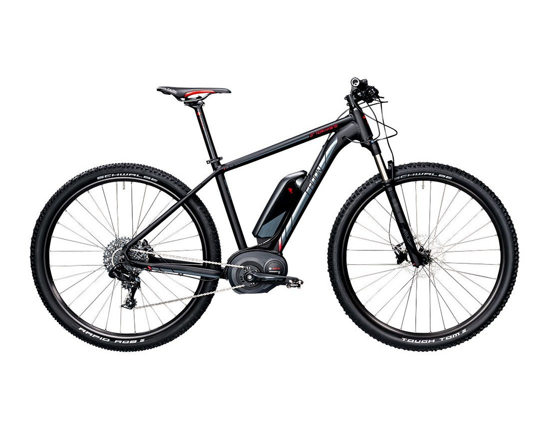 Bicicleta Radon ZR Team Hybrid 7.0 500 2018