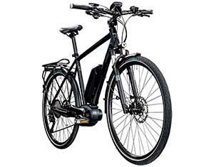 Bicicletas eléctricas de Trekking