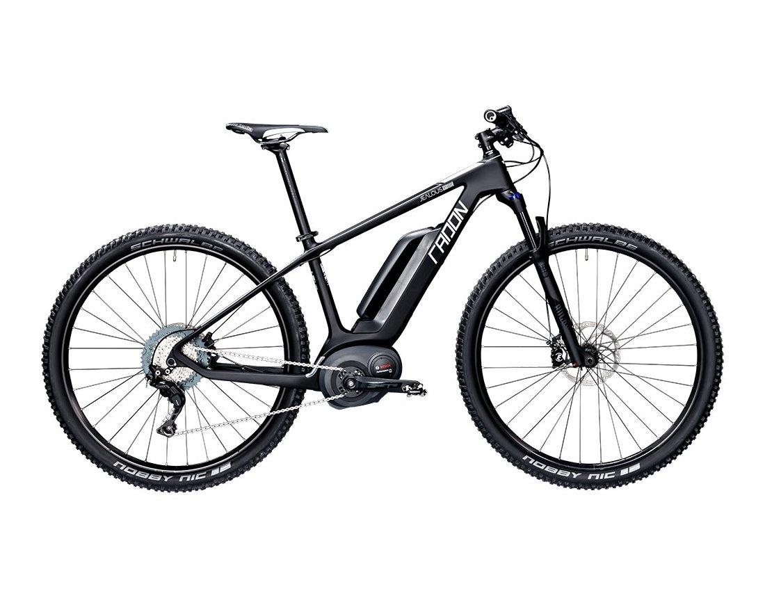 Bicicleta Radon Jealous Hybrid