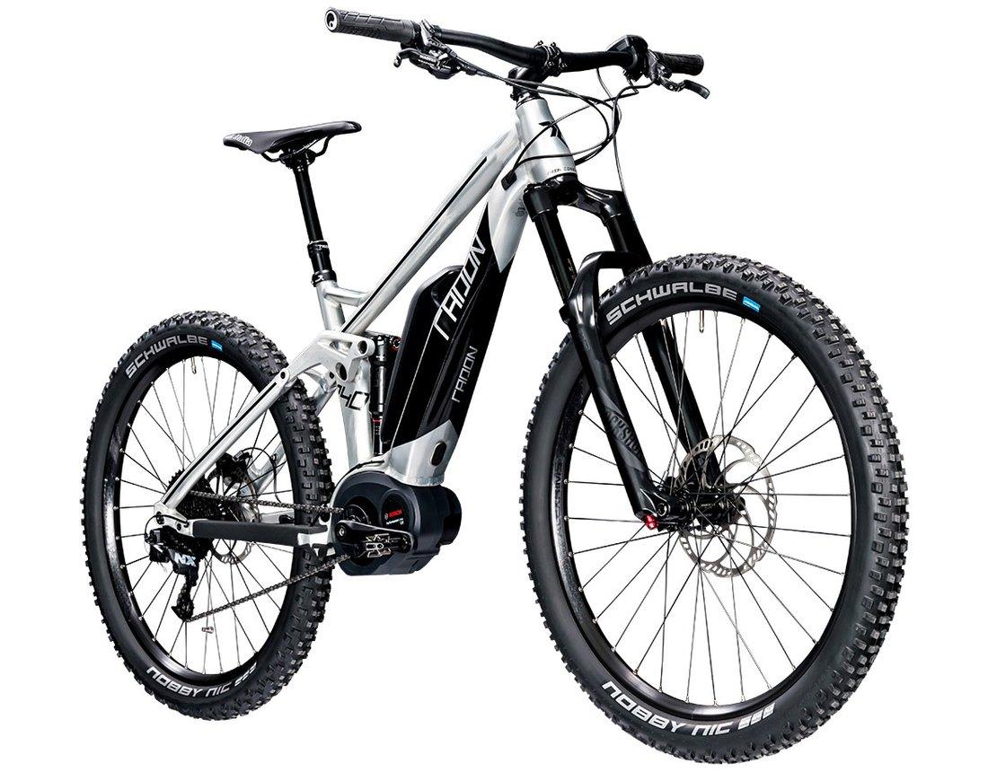 Bicicleta Radon Slide Hybrid 140 7.0 500 2