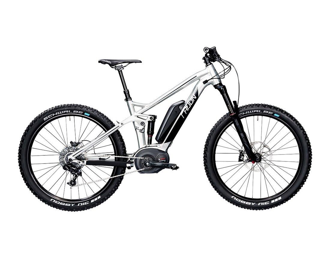 Bicicleta Radon Slide Hybrid 140 7.0 500