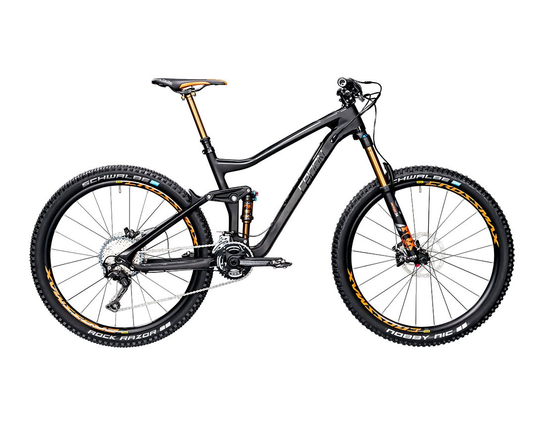 Radon Slide Carbon 140 9.0 HD