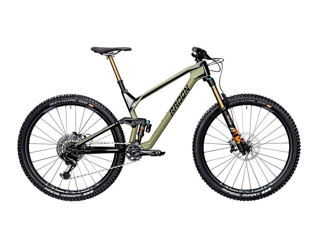 Bicicleta Radon Slide Trail 10.0