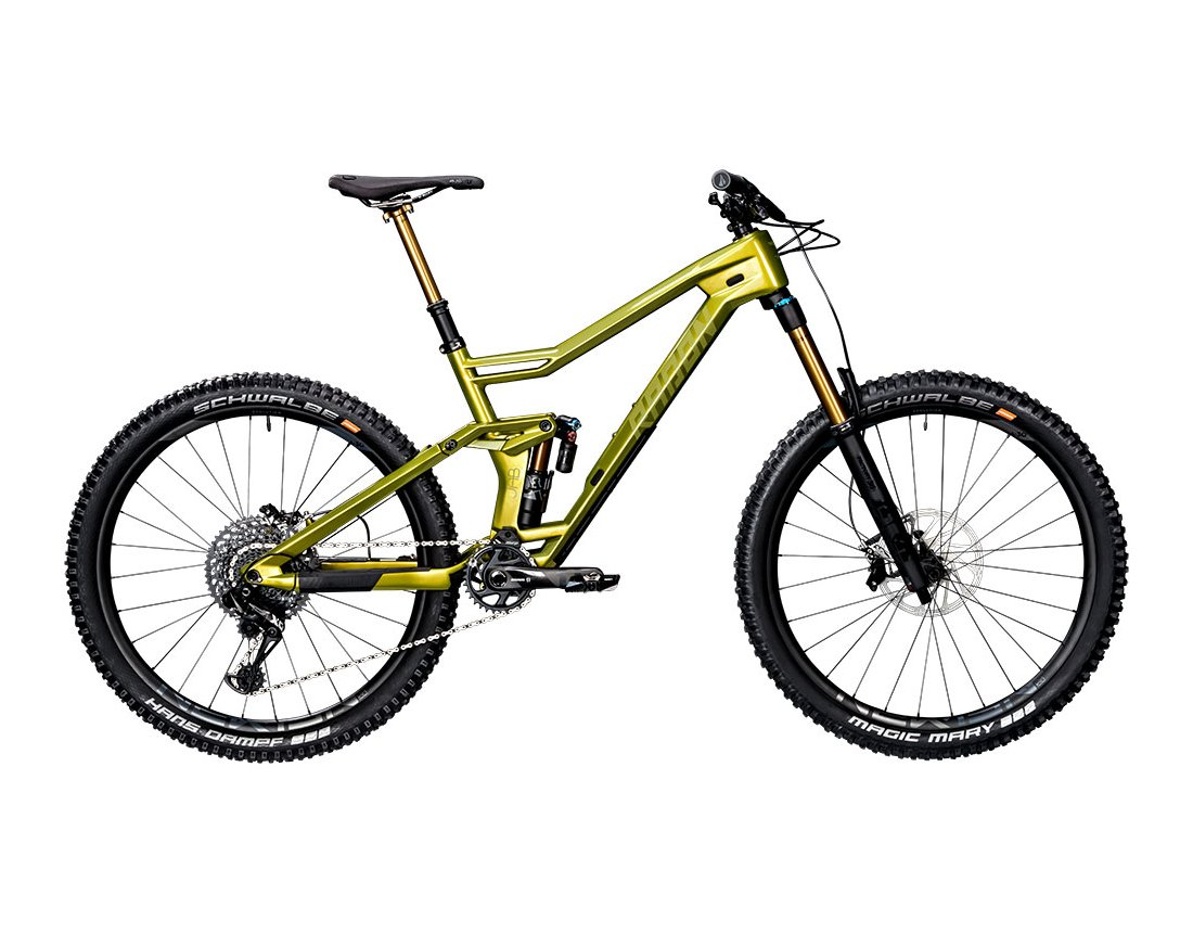 Bicicleta Radon Jab 10.0 HD