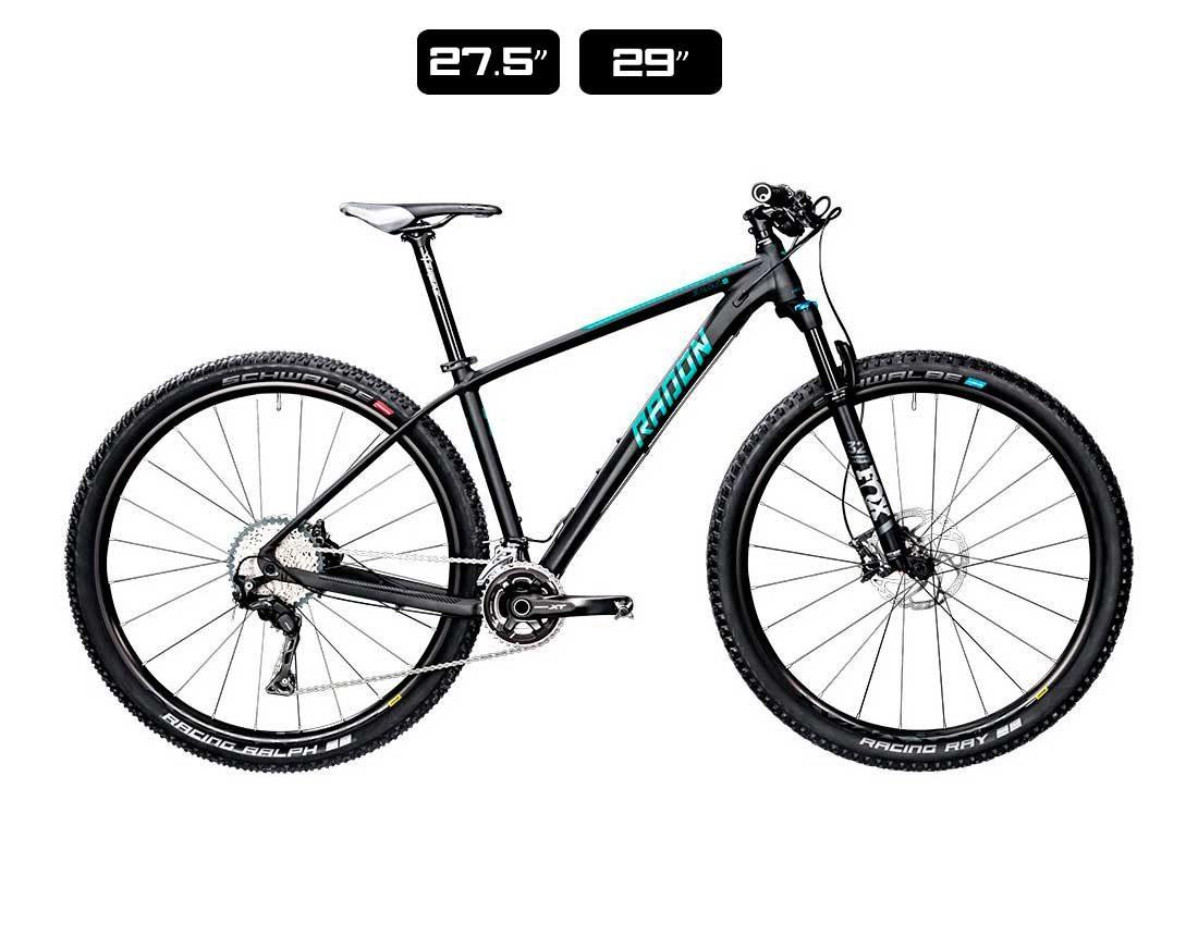 Bicicleta Radon Jealous AL 9.0 2x11 2019