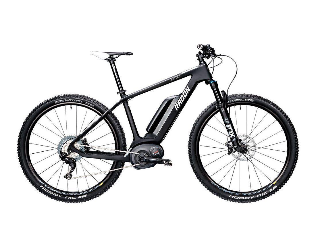 Bicicleta Radon Jealous Hybrid CF 500