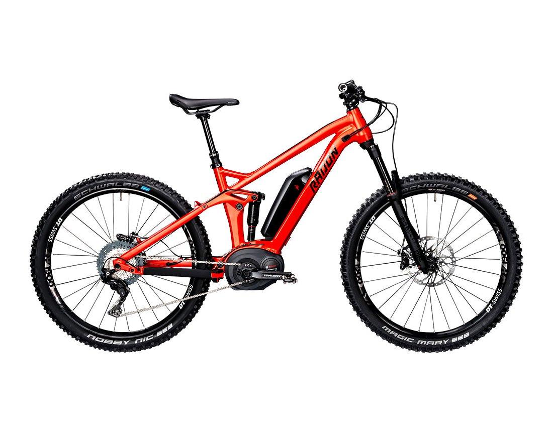 Bicicleta Radon Slide Hybrid 140 9.0 500