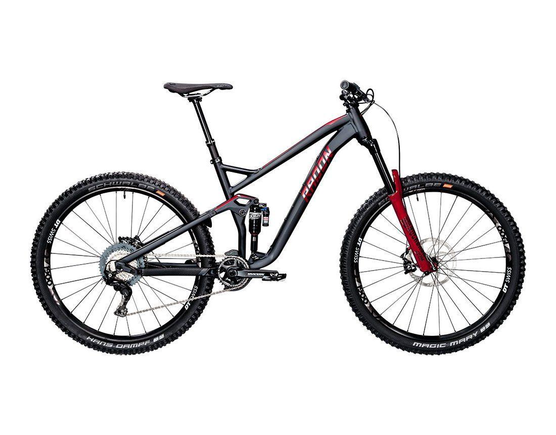 Bicicleta Radon Swoop 170 8.0
