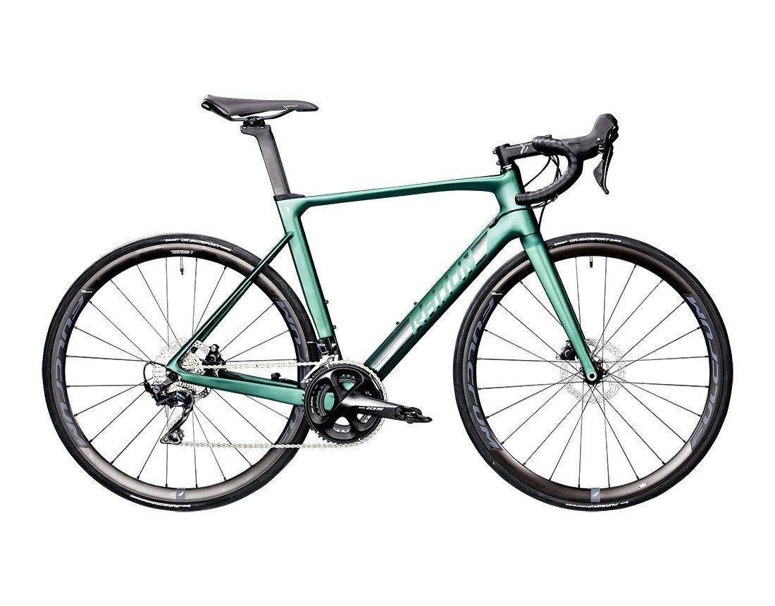 Bicicleta Radon Vaillant Disc 8.0