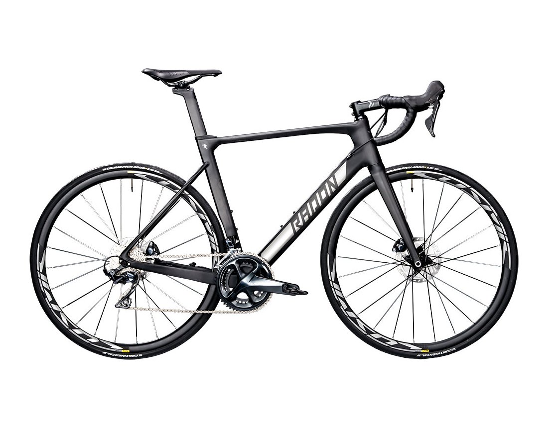 Bicicleta Radon Vaillant Disc 9.0