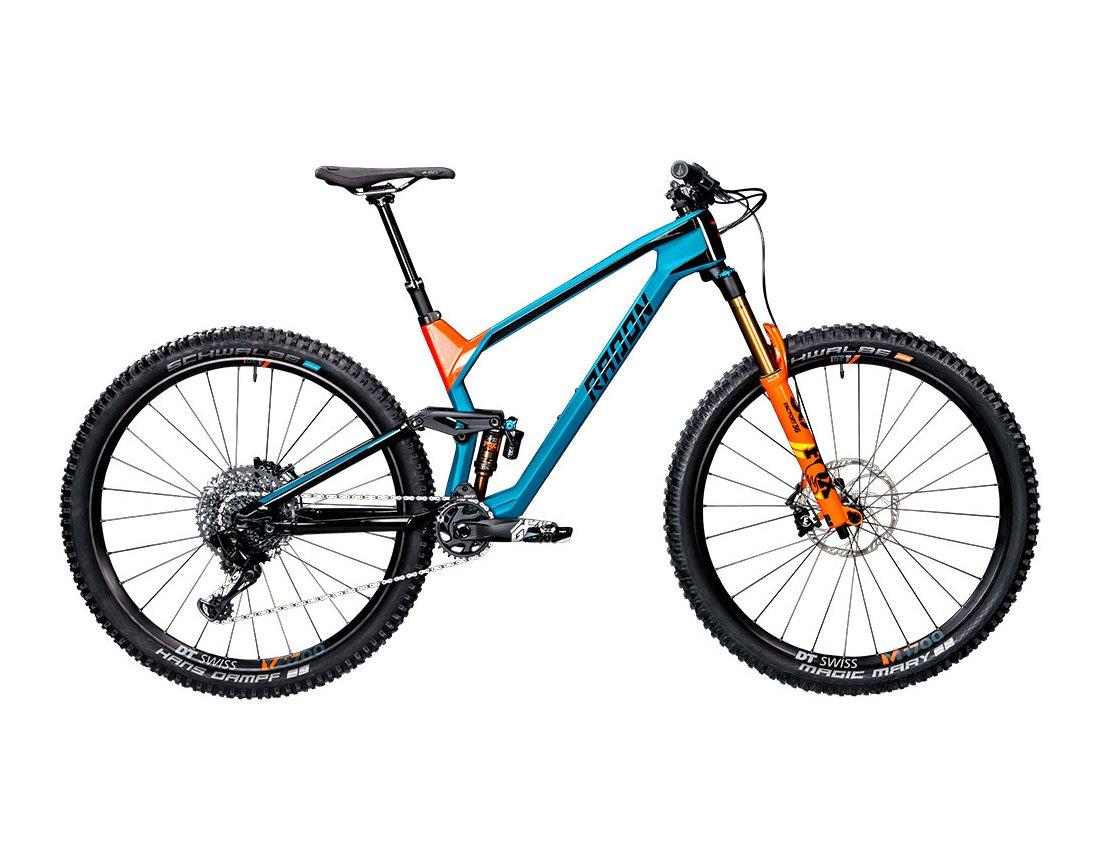Bicicleta Radon Slide Trail 9.0