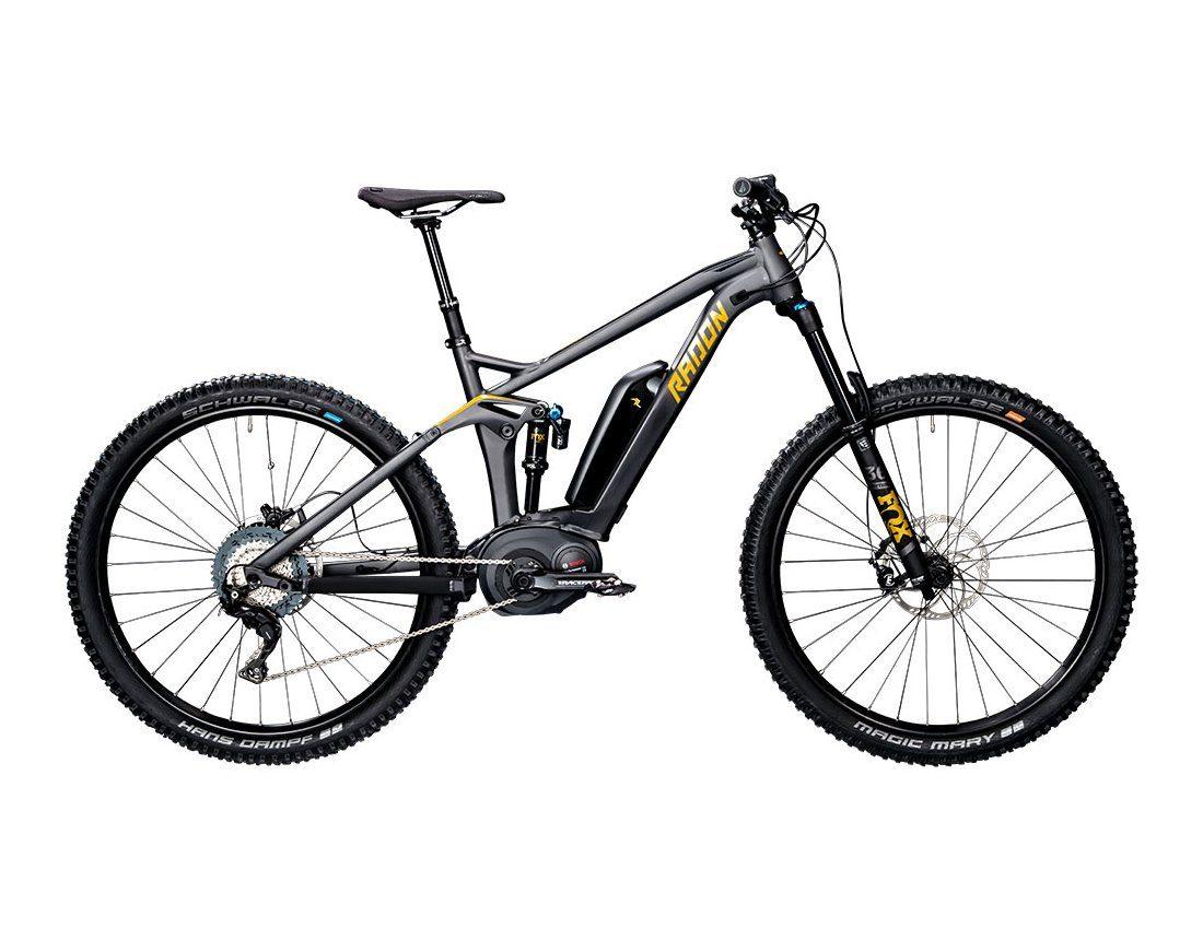 Bicicleta Radon Swoop Hybrid 8.0 500