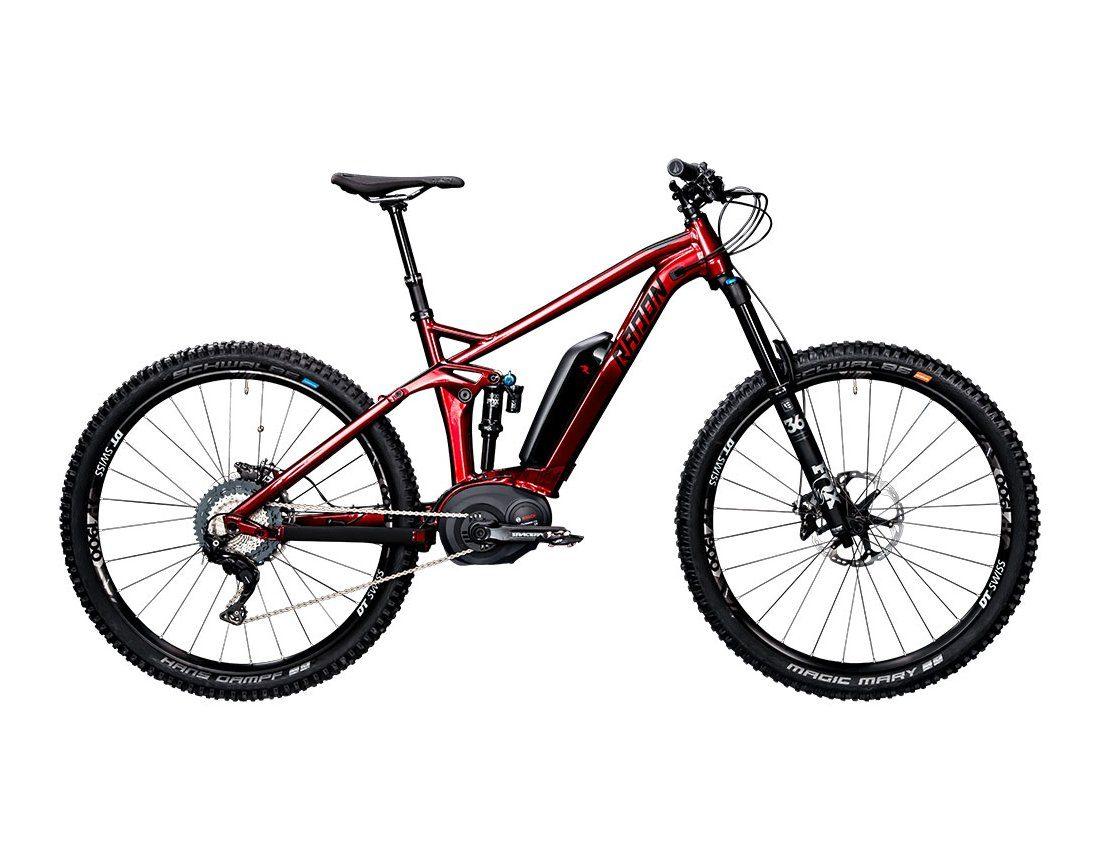 Bicicleta Radon Swoop Hybrid 9.0 500