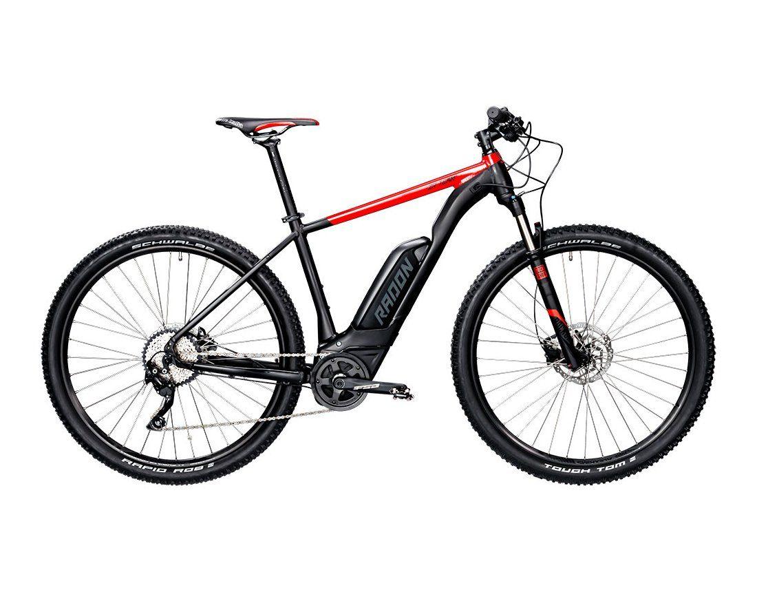 Bicicleta Radon ZR Team Hybrid Active 7.0 500