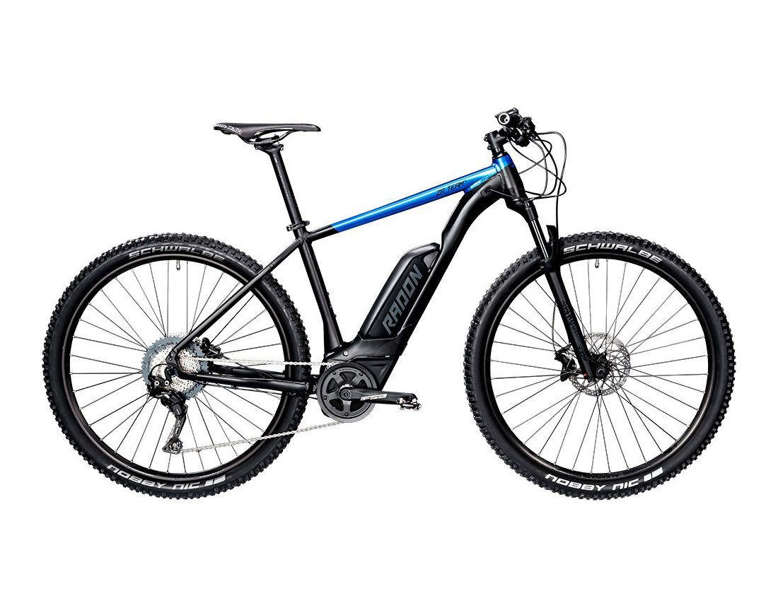 Bicicleta Radon ZR Team Hybrid Active 8.0 500