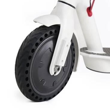 Patinete Xiaomi rueda maciza