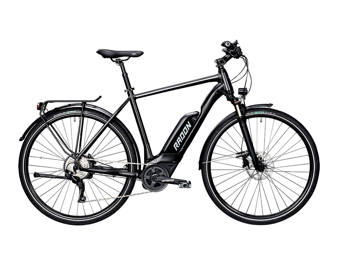 Bicicleta Radon Solution Hybrid 500Wh