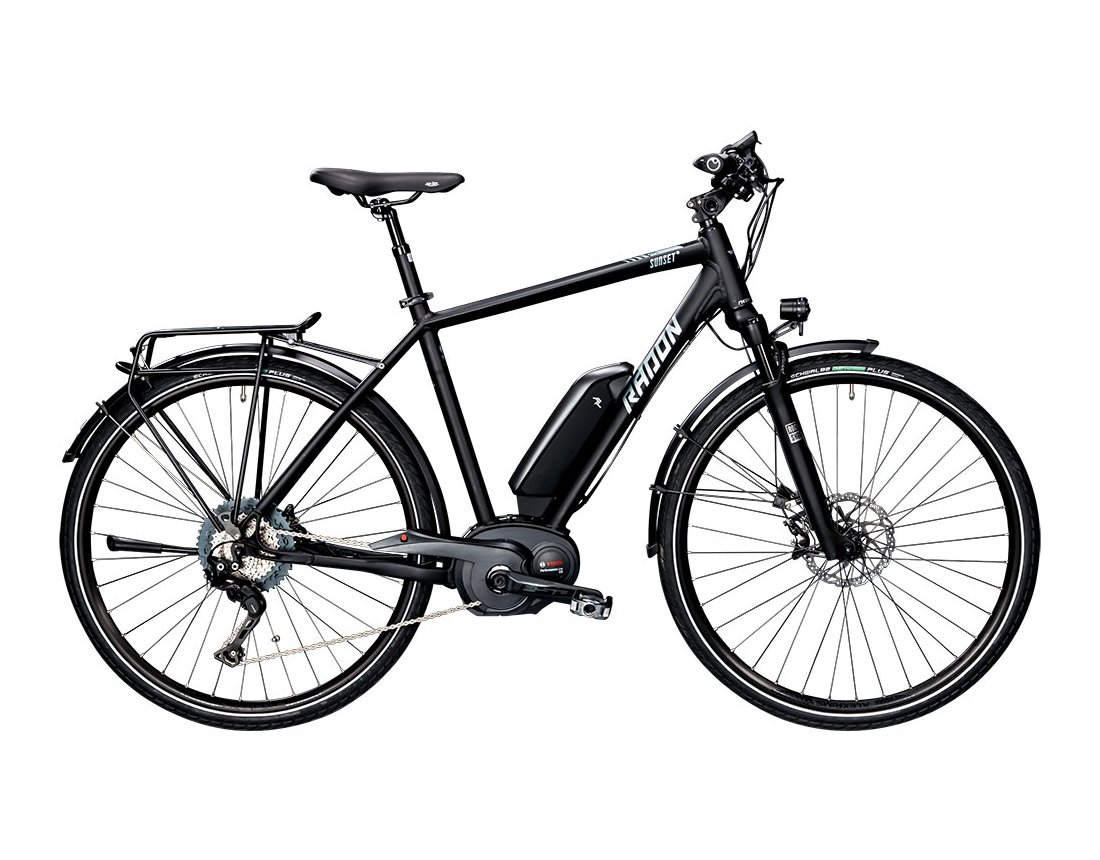 Bicicleta Radon Sunset Hybrid Supreme 500Wh