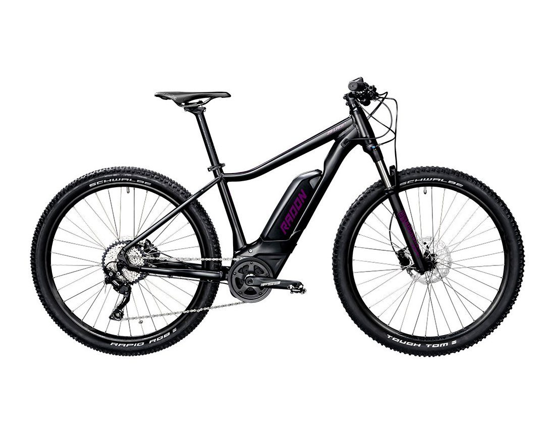Bicicleta Radon ZR Lady Hybrid Active 7.0 500Wh
